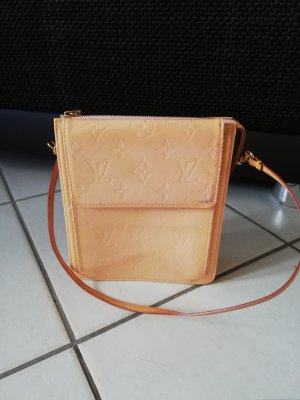 Louis Vuitton Vernis Mott Leder Handtasche Umhängetasche
