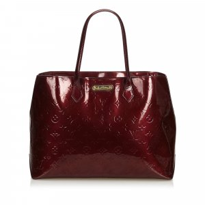 Louis Vuitton Vernis Wilshire GM