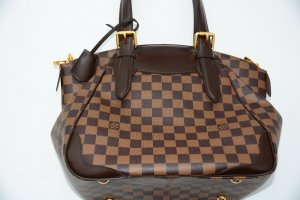 Louis Vuitton Sac brun foncé