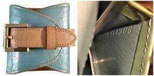 Louis Vuitton Vintage Blau,Lafayette Vernis Lackleder-Armband