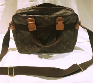 Louis Vuitton Crossbody bag light brown-brown