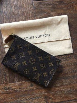 Louis Vuitton Pochette marrone-bronzo
