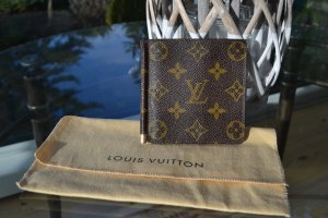 Louis Vuitton Portefeuille multicolore cuir