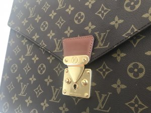 Louis Vuitton vintage Serviette | Businessbag