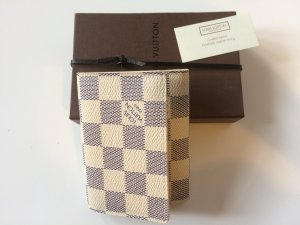 *Louis Vuitton* Visitenkartenetui, Damier Canvas, NEU