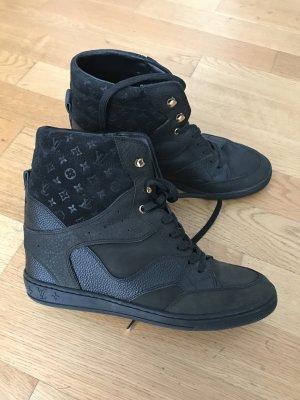 Louis Vuitton Chaussures noir cuir