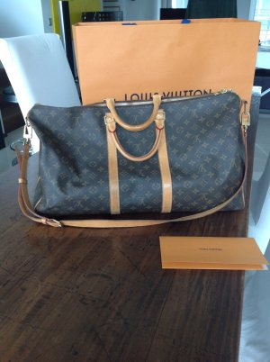 Louis Vuitton Weekender Keepall 55