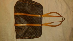 Louis Vuitton Shopper marron clair