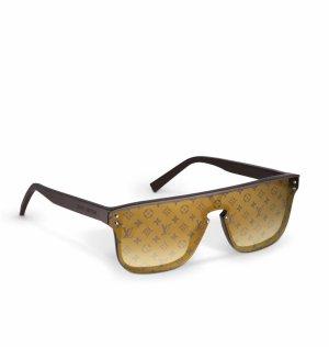 Louis Vuitton WEIMEA Sonnenbrille Monogramm Z2329W braun