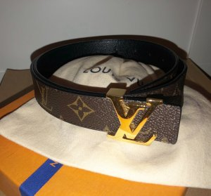 Louis Vuitton Reversible Belt multicolored