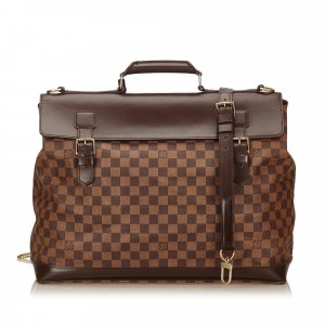 Louis Vuitton Sac weekender brun