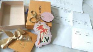 Louis Vuitton World Tour Taschenschmuck mit Rechnung
