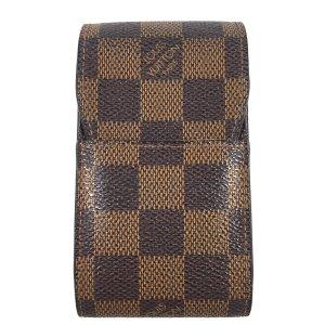 Louis Vuitton Mini sac brun foncé-brun
