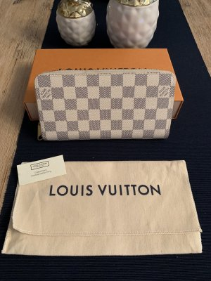 Louis Vuitton Zippy Azur