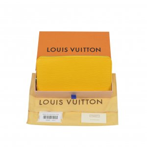 Louis Vuitton Zippy Epi Leder Geldbörse @mylovelyboutique.com