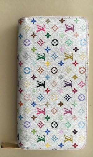 Louis Vuitton Zippy Monogram Multicolor Geldbörse