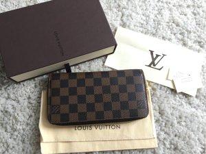 Louis Vuitton Zippy Wallet Damier Geldbeutel