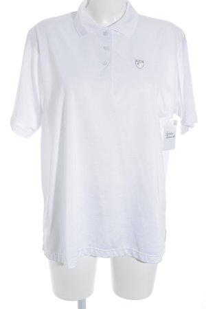 Louisa di Capi Short Sleeve Shirt white business style