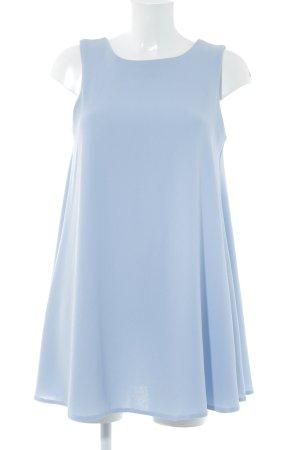 Love Vestido línea A azul celeste Estilo playero