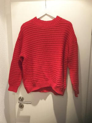 Love is in the air Pullover rot