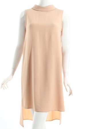 Love Vestido nude look casual