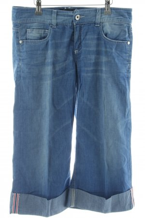 Love Moschino 3/4-jeans lichtblauw casual uitstraling