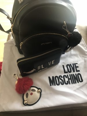 Moschino Trekking Backpack multicolored