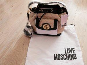 Love Moschino Sac seau multicolore faux cuir
