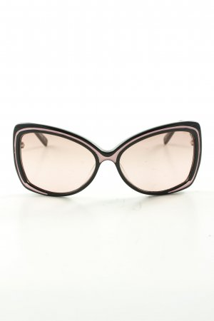 Love Moschino Glasses black-cream business style