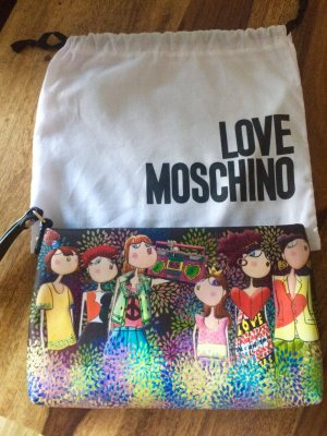 Love Moschino Clutch aktuelle Kollektion - neu!