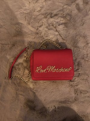 Love Moschino Crossbody Red