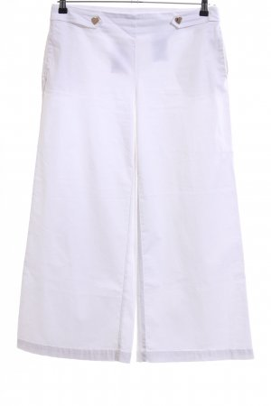 Love Moschino Culottes weiß Casual-Look