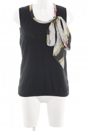 Love Moschino Knitted Top multicolored business style