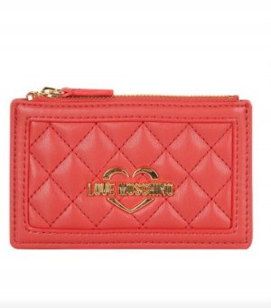 Love Moschino Portefeuille rouge