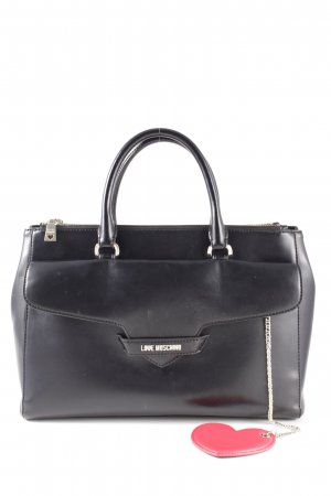 Love Moschino Handtasche schwarz Business-Look