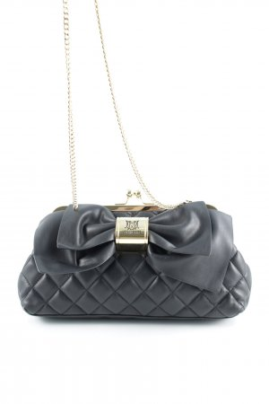 "Love Moschino Handtasche ""Bow Crossbody Quilted PU Black"""