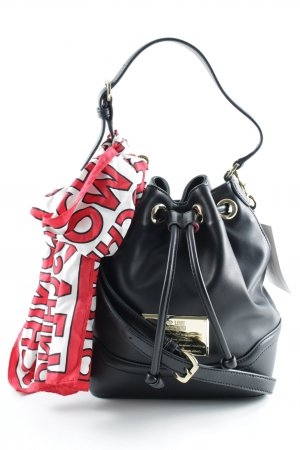 "Love Moschino Handtasche ""Calf PU Bucket Bag Nero"""
