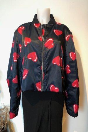 LOVE MOSCHINO Heart Bomber, Gr. IT 48 / DE 42/44 - NEU