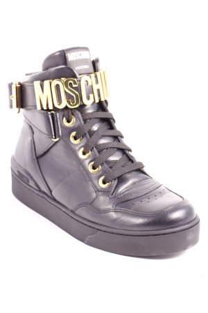 """Love Moschino High Top Sneaker """"Hightop Sneaker Black 37 """" schwarz"""