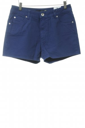 Love Moschino Jeansshorts blau Casual-Look