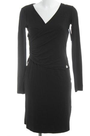Love Moschino Jerseykleid schwarz Elegant