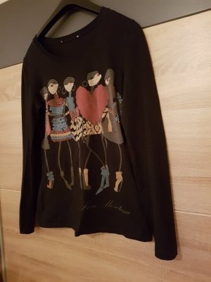 Love Moschino Long Sleeve Schwarz Gr. 38 (M)