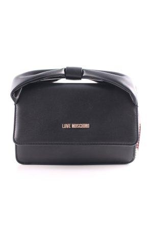Love Moschino Minitasche schwarz Elegant