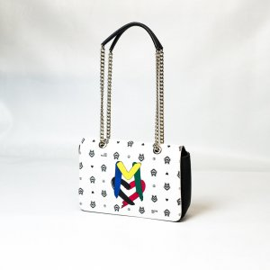 Love Moschino Monogram Handtasche
