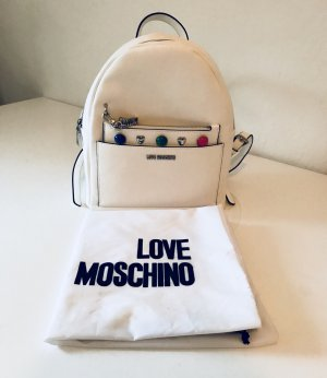 Love Moschino Backpack white