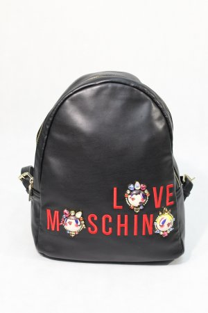 Love Moschino Rucksack in Schwarz