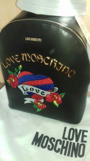 Love Moschino Rucksack/Tasche neu mit Etikett NP 230 Euro!
