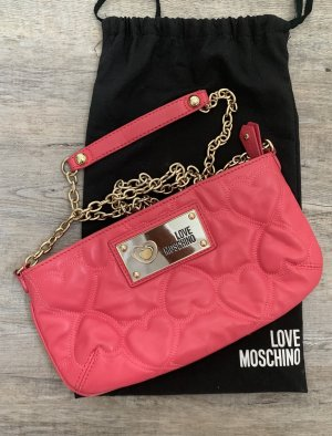 LOVE MOSCHINO Schultertasche Pink