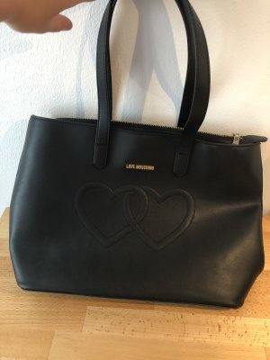 San Francisco d2c19 04392 Love Moschino Borsa shopper nero