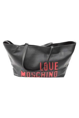Love Moschino Shopper in Schwarz